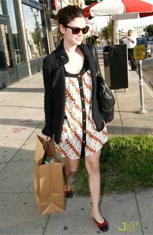 El look dominguero de Rachel Bilson