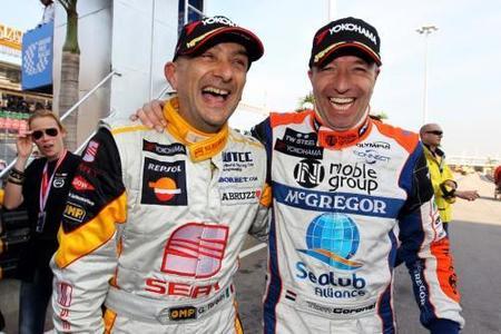 Gabriele Tarquini y Tom Coronel contarán con un SEAT León TDI en el WTCC [Actualizado]