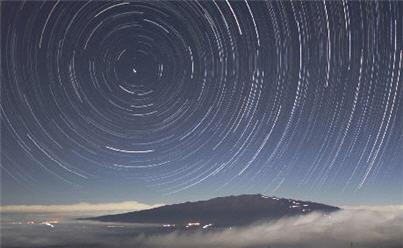 Movimiento de las estrellas