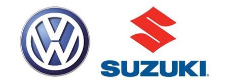 Primer prototipo de la unión Volkswagen/Suzuki