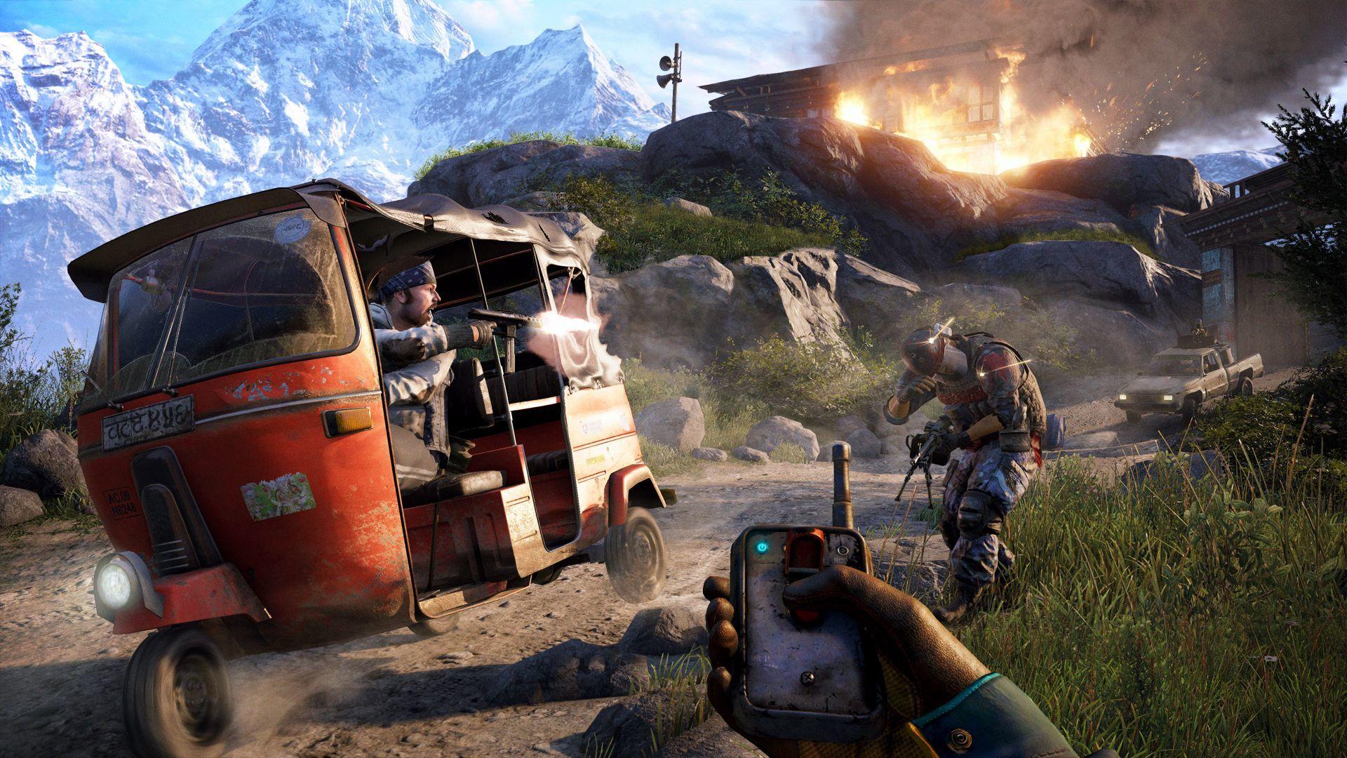 Foto de Galería de Far Cry 4 (5/16)