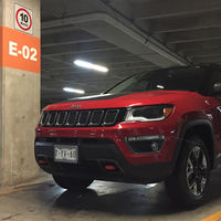 Jeep Compass, esta semana en el garaje de Motorpasión México