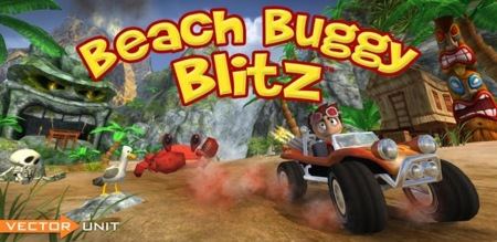 Beach Buggy Blitz, divertidas carreras sin fin en tu Android