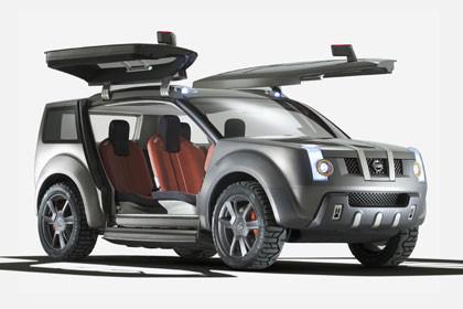 2005 Nissan Zaroot Concept