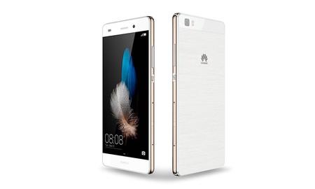 En Amazon, ahora tienen el Huawei P8 Lite en color blanco por sólo 149 euros