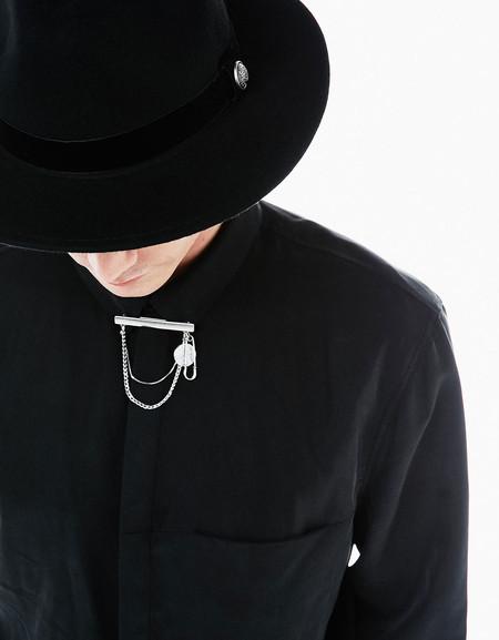 Bershka Broche Cadenas Trendencias Hombre Looks De Fin De Ano