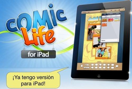 LlegaComicLifeparaiPad