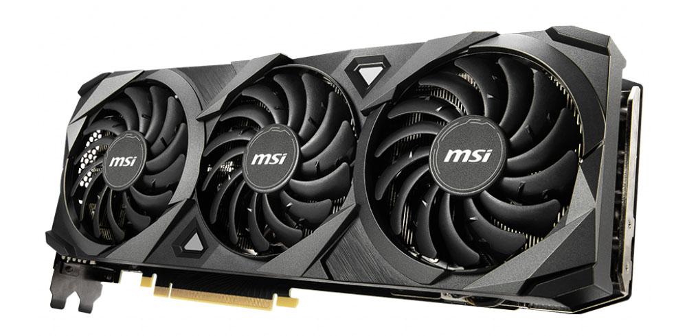 MSI GeForce RTX 3090 VENTUS 3X OC 24 GB GDDR6X