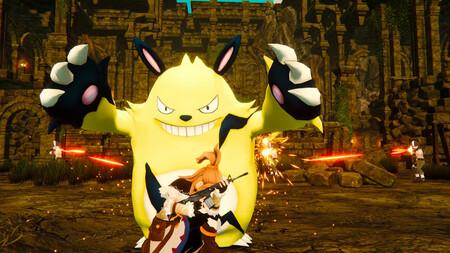 Así es Palworld, una loquísima mezcla de RPG y shooter que junta mecánicas de juegos como Pokémon y Fortnite