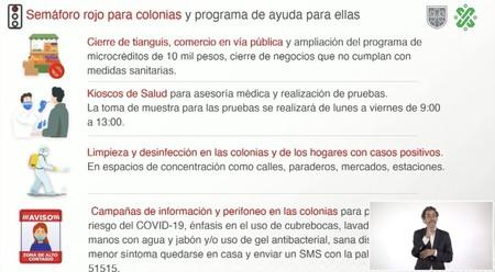 Semoforo Rojo Colonias Cdmx