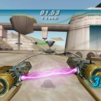 El lanzamiento de Star Wars Episode I: Racer se retrasa en PS4