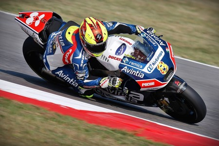 Héctor Barberá pilotará la Ducati oficial de Iannone en Japón