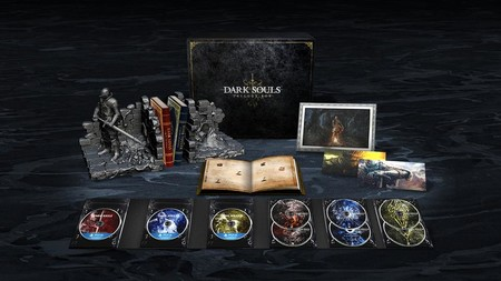 Dark Souls Trilogy Edition