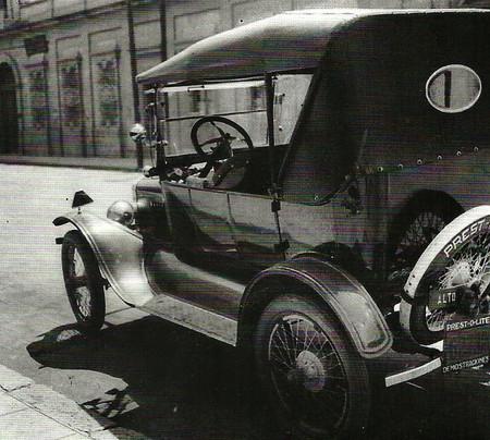 Primeros Autos En Mexico 17