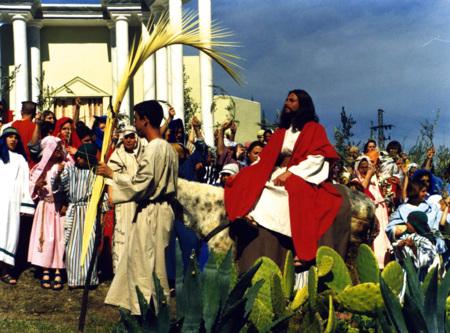 La Semana Santa más viva: el Paso de Riogordo