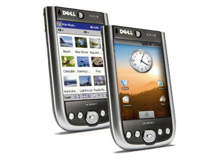 Dell eligiendo entre Windows Mobile y Android