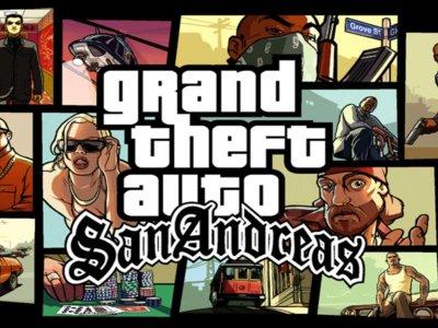 La edición física de GTA: San Andreas llegará a PS3 la próxima semana