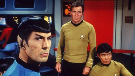 T Star Trek Original Series