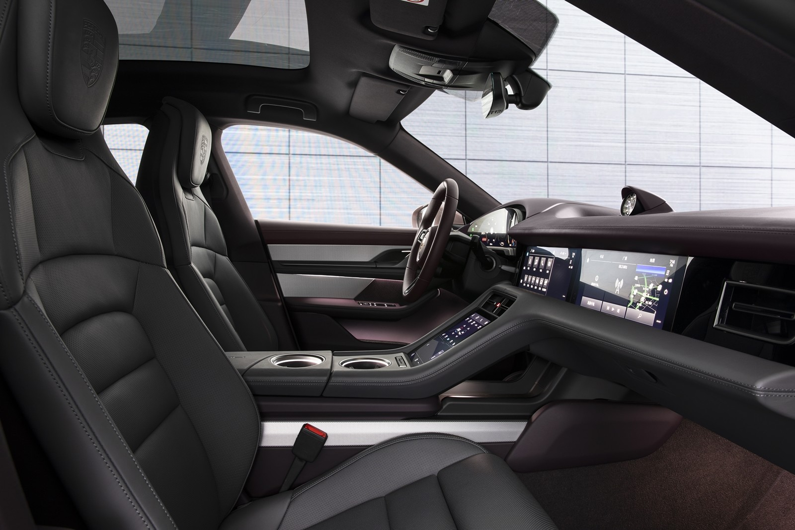 Foto de Porsche Taycan 2021 (9/10)