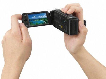 Nuevas Sony Handycam SX21E y SR21E con extra de zoom