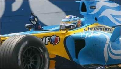 Fernando Alonso recoge unánimes elogios