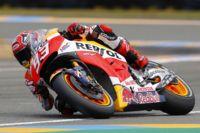 MotoGP Francia 2015: Fabio Quartararo, Marc Márquez Álex Rins pole en el frío Le Mans
