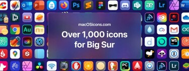 On that website you can download more than 2000 icons for macOS Big Sur that do look consistent with the design