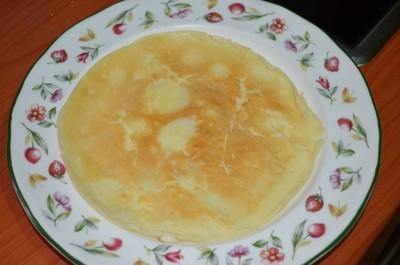 Receta para alérgicos: tortitas sin leche