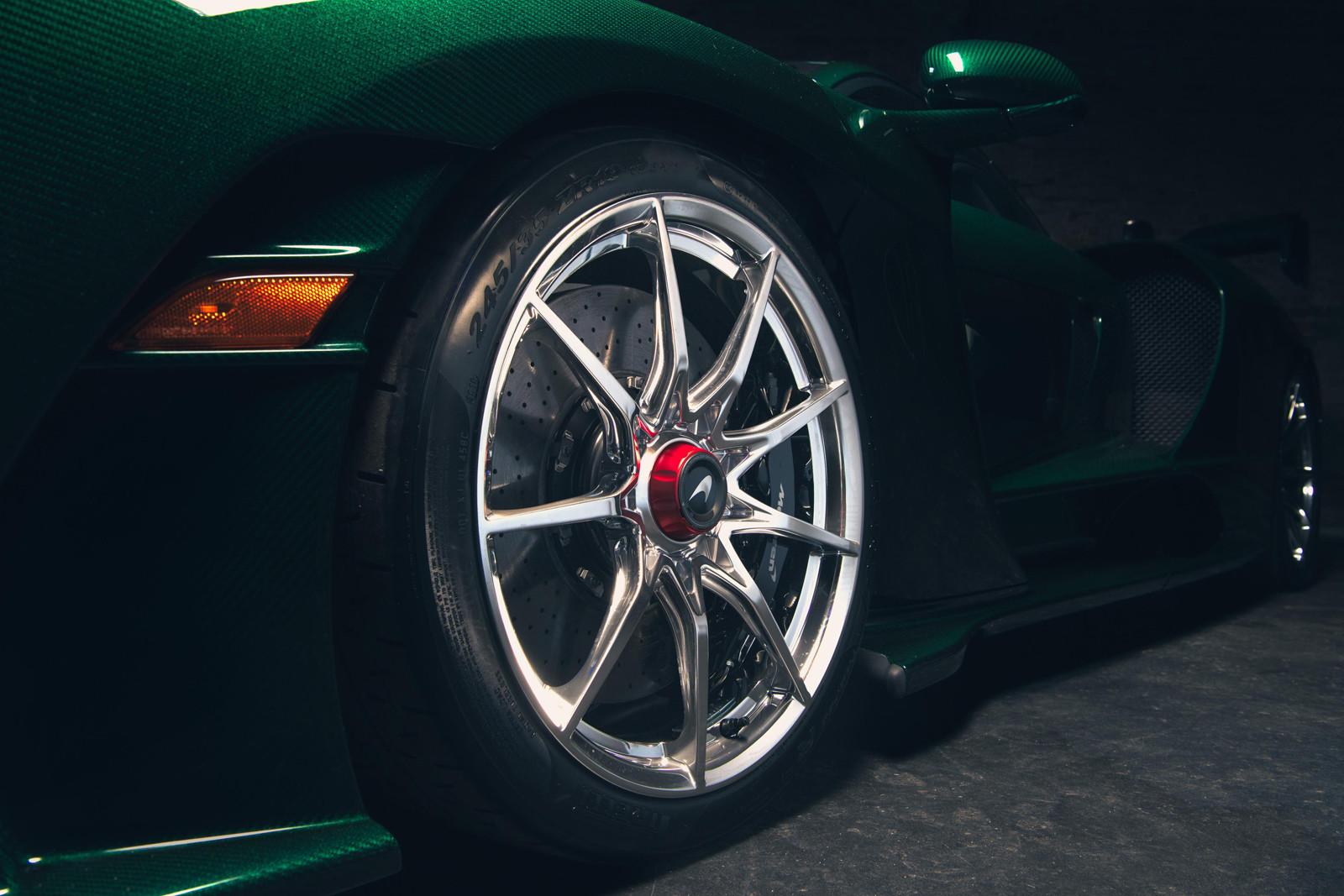 Foto de McLaren Senna MSO (Michael Fux) (9/11)