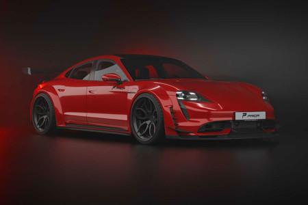 Porsche Taycan Prior Design 1