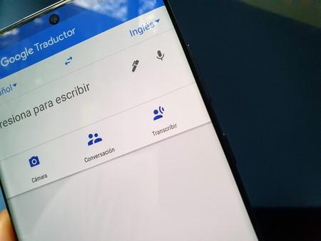 Cómo transcribir dictado de voz en español a texto en inglés, y viceversa, automáticamente usando la app Traductor de Google