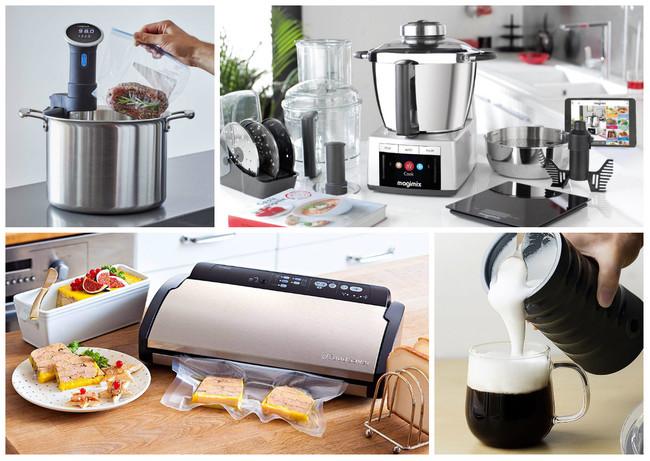11 gadgets de cocina que el equipo de Directo al Paladar recomienda para autorrelagarte en Navidad