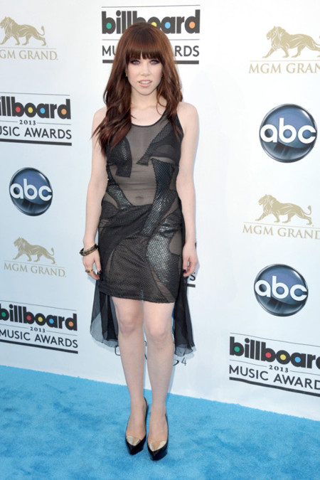 Carly Rae Jepsen peor vestidas billboard 2013