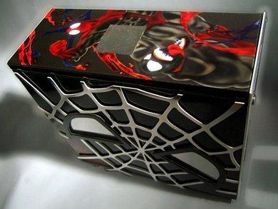 Spiderman 3: caja para el ordenador