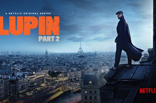 'Lupin':  la temporada 2 de la serie de Netflix sube el nivel para el esperado enfrentamiento entre Assane y Pellegrini