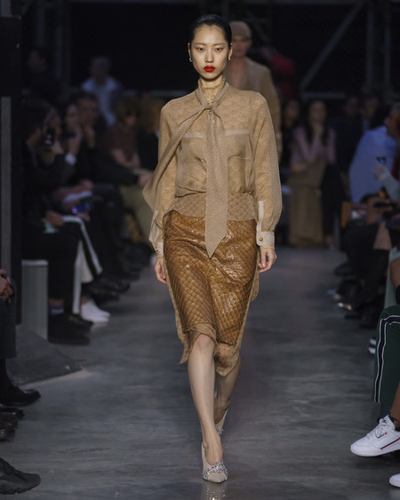 Burberry Autumn Winter 2019 Collection Look 73
