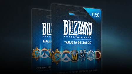 Blizzard trae sus tarjetas de saldo a México, así funcionan y estos son sus juegos disponibles