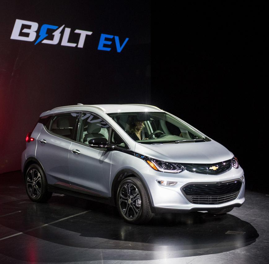 Foto de 2017 Chevrolet Bolt EV (18/25)