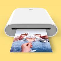 Mi Portable Photo Printer: impresión sin tinta, mensajes secretos y fotos interactivas al estilo Futurama