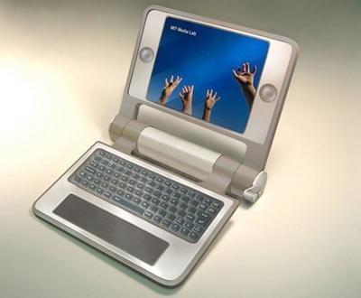 Características del portátil de 100 dólares