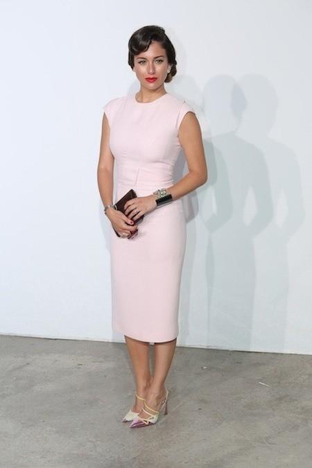 ¡Por Dior, Blanca Suárez no se pierde ningún sarao!