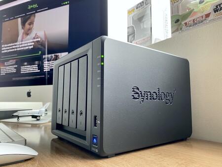 Synology DS920+, lo hemos probado: un bestial NAS con memoria SSD y cuatro bahías listo para crear nuestra propia nube privada