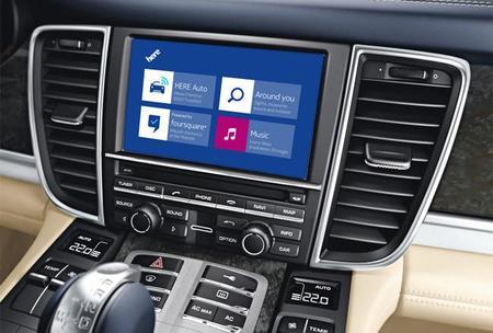 Cuando Nokia y los autos son uno mismo: HERE Auto