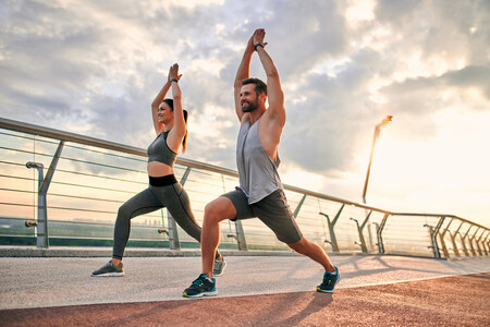 13 posturas de yoga para recuperarte después de correr