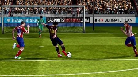 FIFA 14 aterriza en Windows 8 gratis y con control táctil