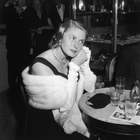 Bergman Cannes Festival look