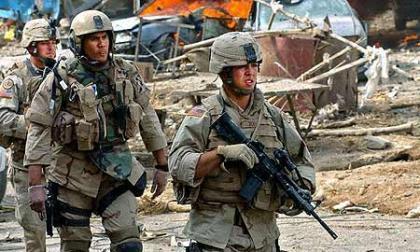 Un año de la guerra de Irak en el cine
