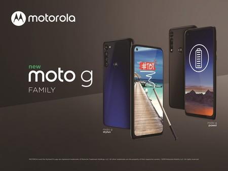 Motorola Moto G Stylus Power Oficial