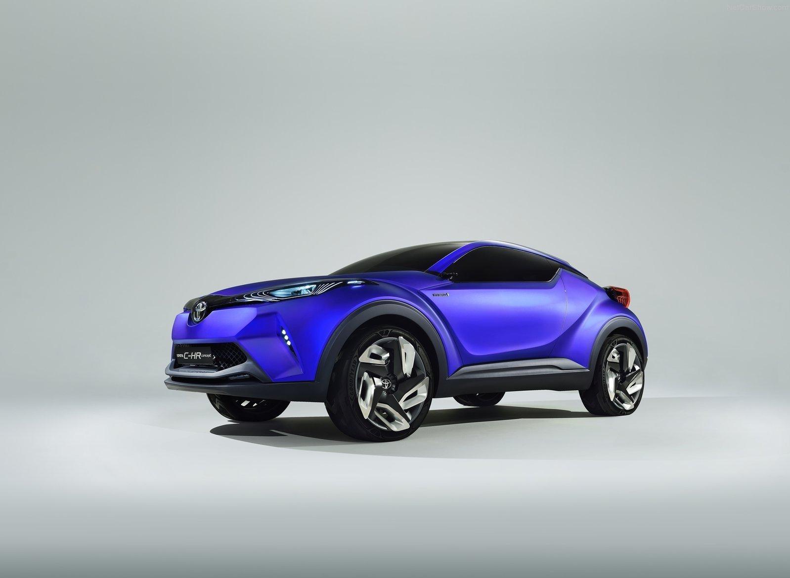 Toyota C Hr Concept 8 17