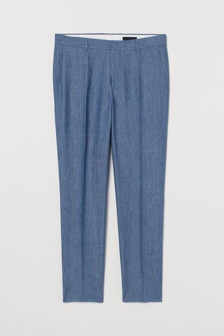 X Pantalones Y Bermudas De H M Que Son Perfectos Para El Buen Tiempo
